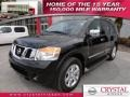 Galaxy Black 2012 Nissan Armada Gallery