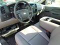 2012 Summit White Chevrolet Silverado 1500 Work Truck Regular Cab  photo #23