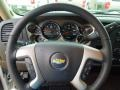 2012 Silver Ice Metallic Chevrolet Silverado 1500 LT Extended Cab  photo #12