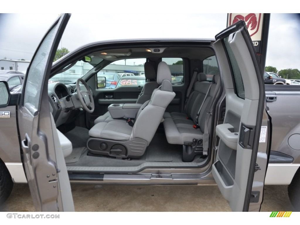 2005 Ford F150 XLT SuperCab Interior Photo 64024524