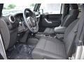 Black Interior Photo for 2011 Jeep Wrangler #64026799
