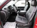 2009 Victory Red Chevrolet Silverado 1500 LT Z71 Crew Cab 4x4  photo #8
