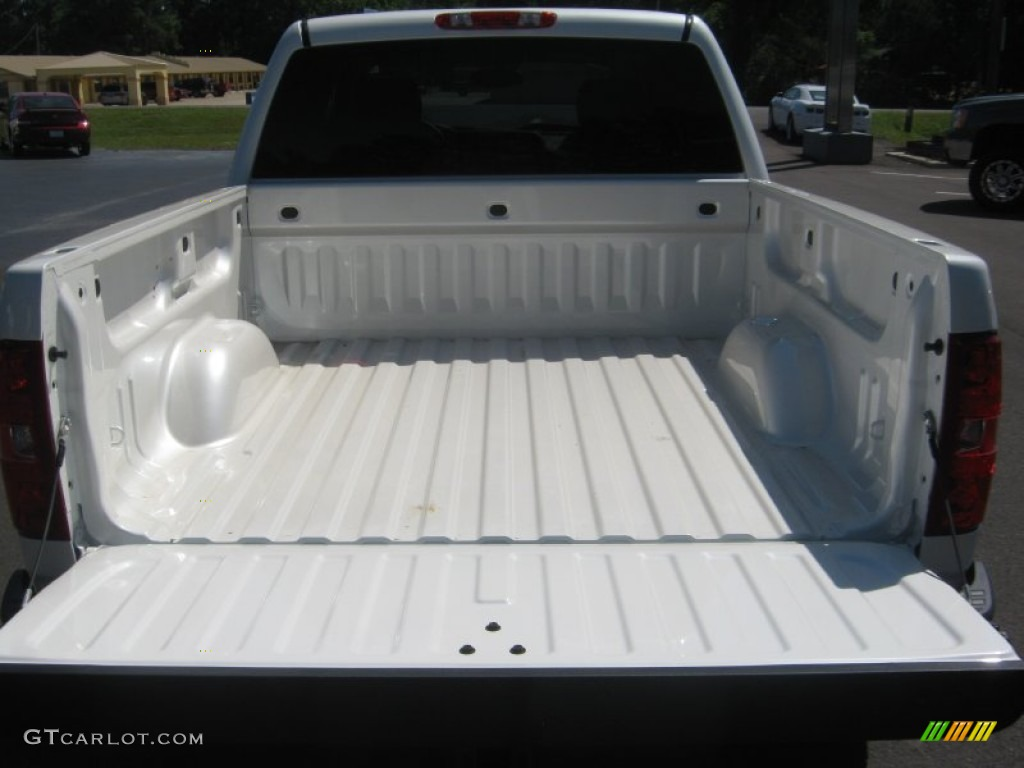 2012 Silverado 1500 LT Crew Cab 4x4 - White Diamond Tricoat / Ebony photo #20