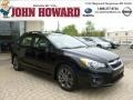 Obsidian Black Pearl - Impreza 2.0i Sport Premium 5 Door Photo No. 1