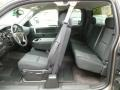 2012 Mocha Steel Metallic Chevrolet Silverado 1500 LT Extended Cab 4x4  photo #14