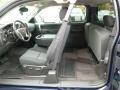 2012 Imperial Blue Metallic Chevrolet Silverado 1500 LT Extended Cab 4x4  photo #14