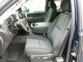 2012 Imperial Blue Metallic Chevrolet Silverado 1500 LT Extended Cab 4x4  photo #15