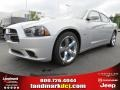 Bright Silver Metallic 2012 Dodge Charger Gallery