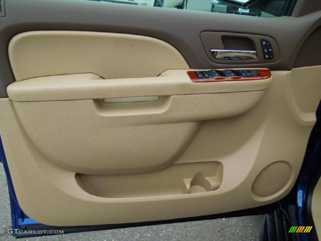 2012 Chevrolet Tahoe LTZ 4x4 Light Cashmere/Dark Cashmere ...