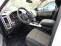 2012 Bright White Dodge Ram 1500 Big Horn Quad Cab 4x4  photo #6