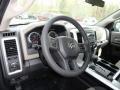 2012 Bright White Dodge Ram 1500 Big Horn Quad Cab 4x4  photo #9