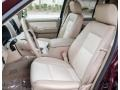 2007 Mountaineer AWD Camel Interior