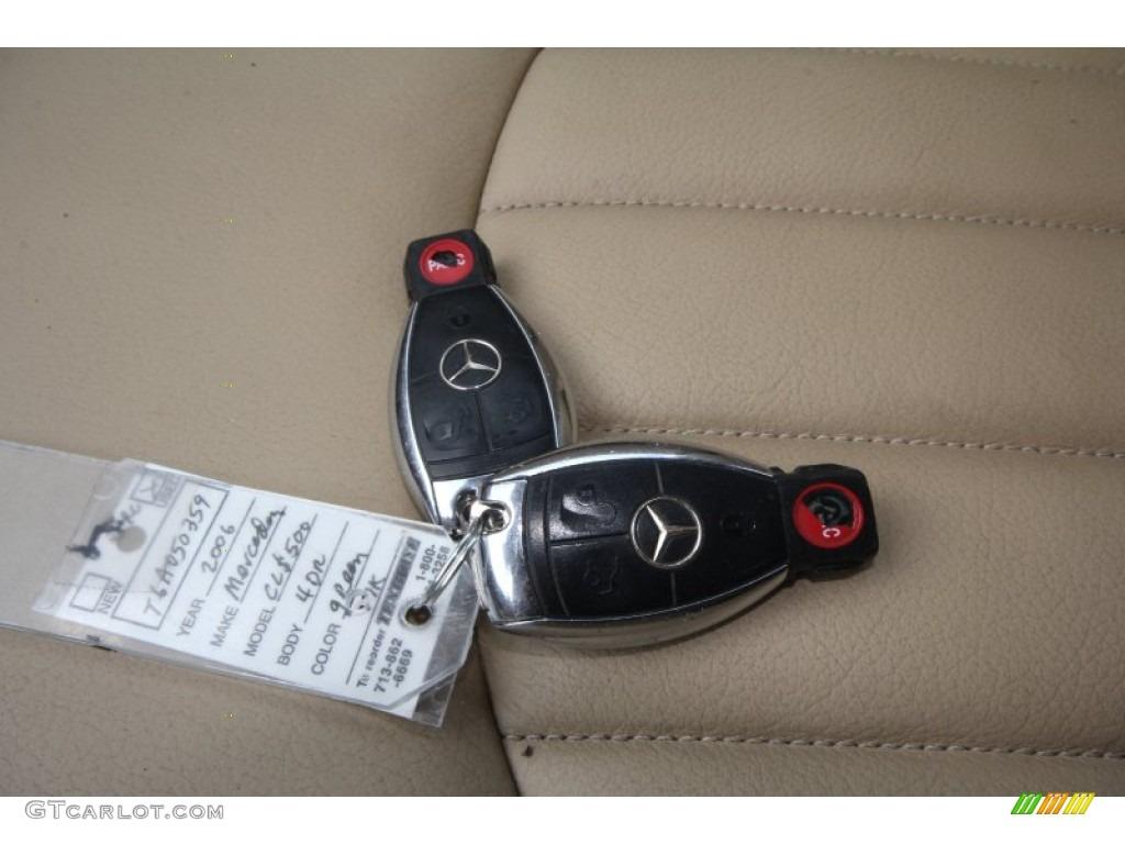 2006 mercedes benz cls 500 keys photo 64068233 for Keyes mercedes benz