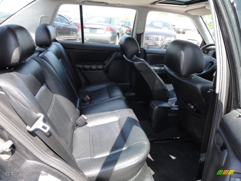 1997 Volkswagen Jetta Glx Vr6 Sedan Interior Photo