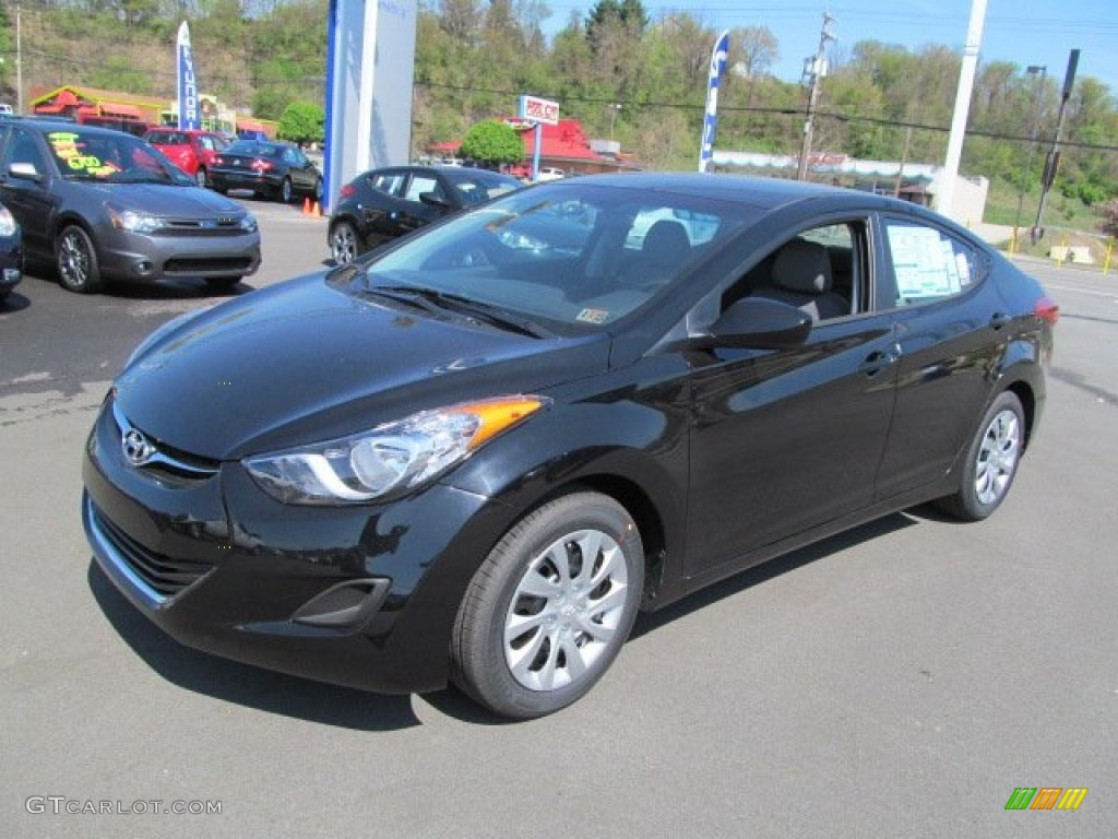Black diamond 2012 hyundai elantra gls exterior photo - 2012 hyundai elantra exterior colors ...
