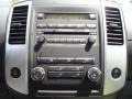 2012 Nissan Xterra Pro 4X Gray Leather Interior Controls Photo