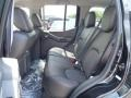 2012 Nissan Xterra Pro 4X Gray Leather Interior Interior Photo