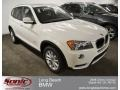 Alpine White - X3 xDrive 28i Photo No. 1