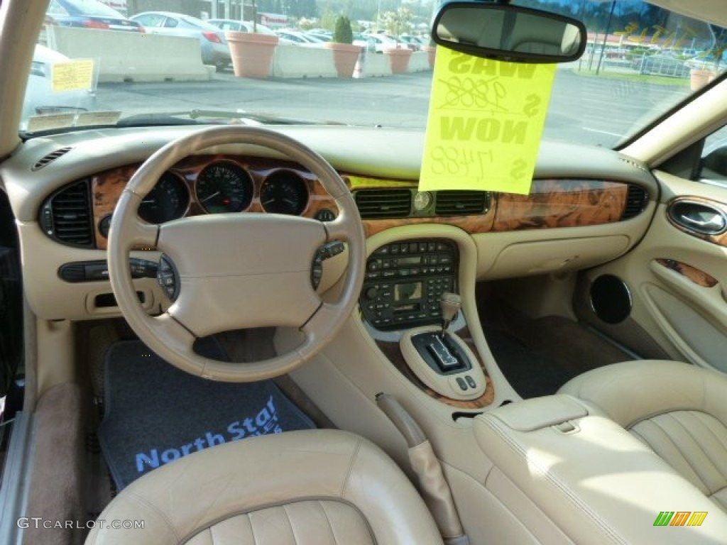 2002 jaguar xj xj8 interior photo 64099075