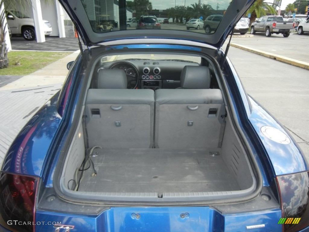 2003 Audi TT 1.8T quattro Coupe Trunk Photo #64105149 ...