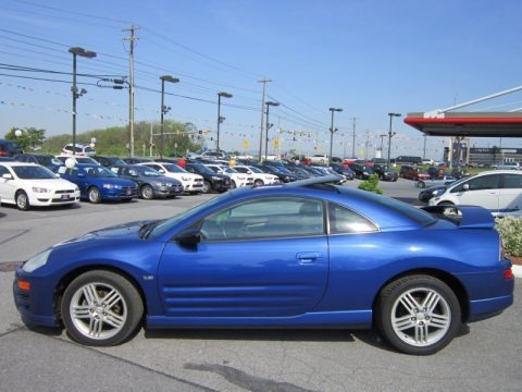 2005 mitsubishi eclipse gt coupe data info and specs. Black Bedroom Furniture Sets. Home Design Ideas
