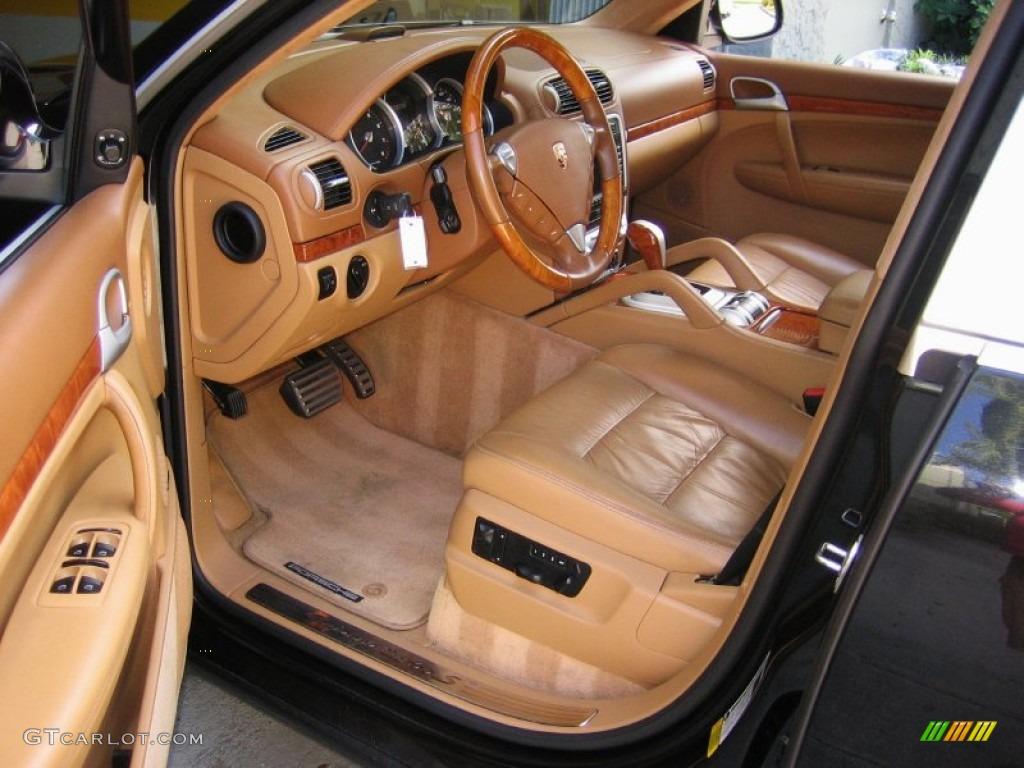 2006 Porsche Cayenne Turbo S Interior Photo 64112425