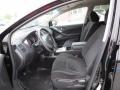 2011 Super Black Nissan Murano S  photo #10