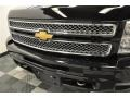 2012 Black Chevrolet Silverado 1500 LTZ Crew Cab 4x4  photo #4