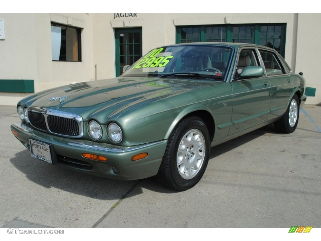 2000 alpine metallic jaguar xj xj8 64100295 car color galleries. Black Bedroom Furniture Sets. Home Design Ideas