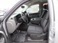 2012 Silver Ice Metallic Chevrolet Silverado 1500 LS Crew Cab  photo #10