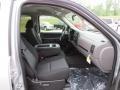 2012 Silver Ice Metallic Chevrolet Silverado 1500 LS Crew Cab  photo #12