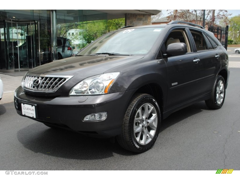 2009 truffle mica lexus rx 350 awd pebble beach edition. Black Bedroom Furniture Sets. Home Design Ideas