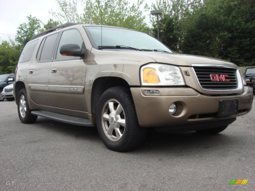2003 sandalwood metallic gmc envoy xl slt 4x4 64100254. Black Bedroom Furniture Sets. Home Design Ideas