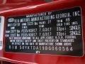 2011 Spicy Red Kia Sorento LX AWD  photo #14