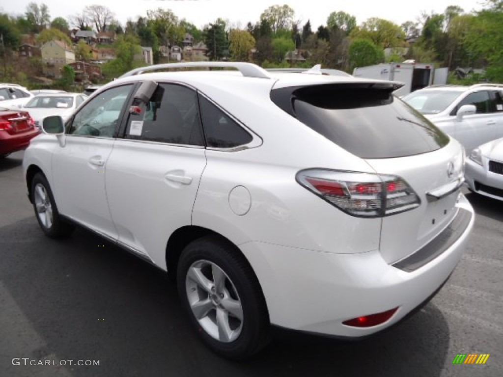 starfire white pearl 2012 lexus rx 350 exterior photo 64140721. Black Bedroom Furniture Sets. Home Design Ideas