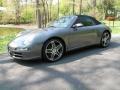Meteor Grey Metallic 2007 Porsche 911 Gallery