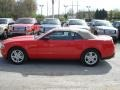 2011 Race Red Ford Mustang V6 Convertible  photo #20