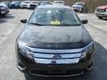 2011 Tuxedo Black Metallic Ford Fusion SEL  photo #3