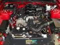 2006 Redfire Metallic Ford Mustang V6 Premium Coupe  photo #18