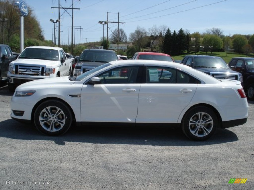 Ford Oxford White Paint Code  Taurus