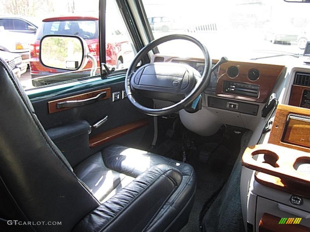 1995 Gmc Vandura G2500 Conversion Van Interior Photo 64164964