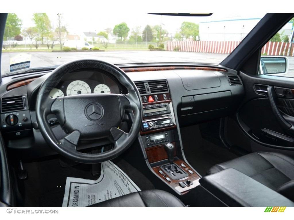 1998 mercedes benz c 43 amg interior photo 64189655 gtcarlot com