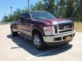 Royal Red Metallic 2010 Ford F350 Super Duty Gallery