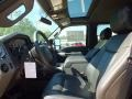 2012 Tuxedo Black Metallic Ford F250 Super Duty Lariat Crew Cab 4x4  photo #3