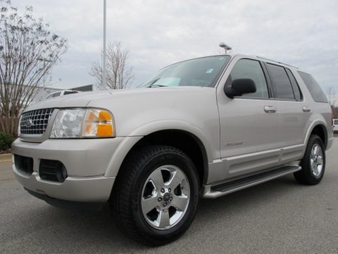 2004 Ford Explorer Limited Data, Info and Specs