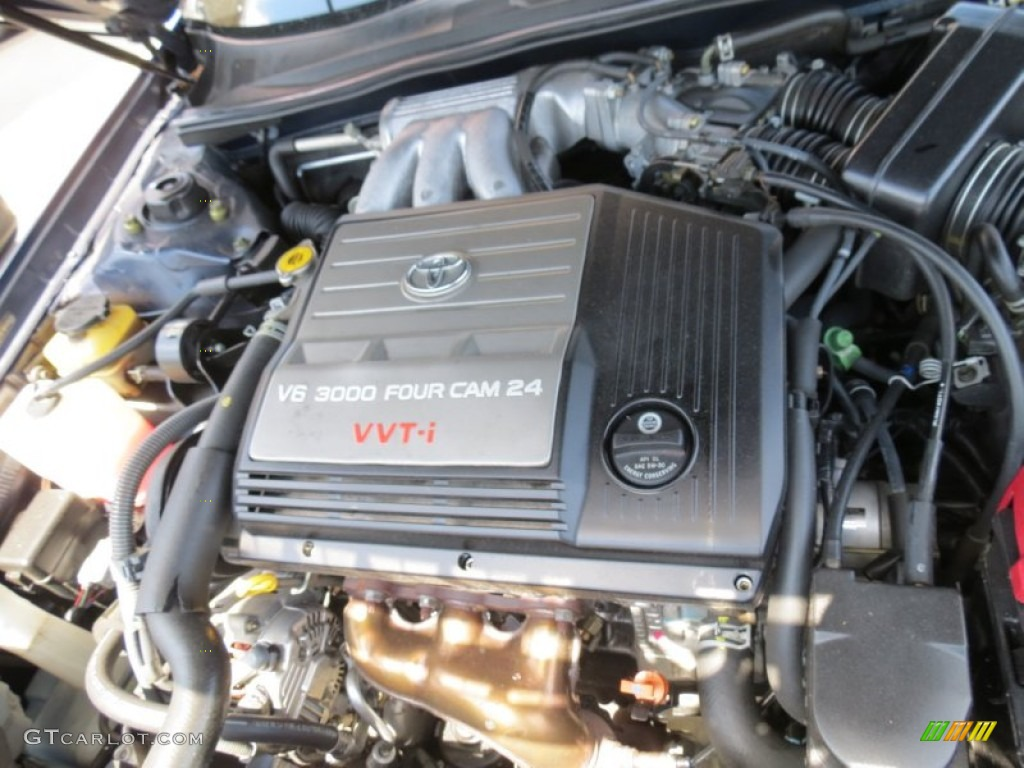 2004    Toyota       Avalon       XLS    30 Liter DOHC 24Valve V6    Engine