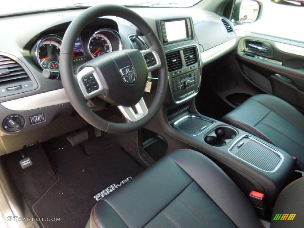 Dodge Grand Caravan Rt Interior Photo Pictures