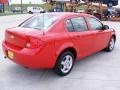 2007 Victory Red Chevrolet Cobalt LS Sedan  photo #6