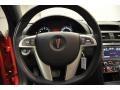 Onyx Steering Wheel Photo for 2009 Pontiac G8 #64240595