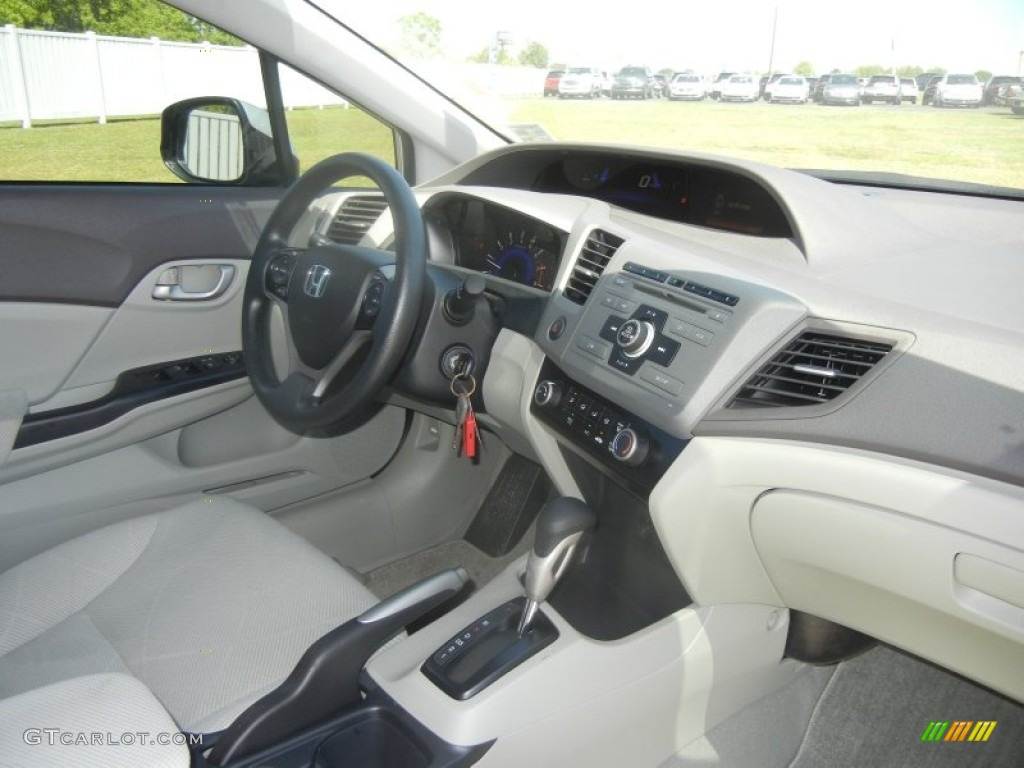 Gray interior 2012 honda civic lx sedan photo 64242842 for 2012 honda civic interior
